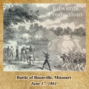 Missouri, civil war, boonville, battle
