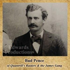 Missouri, guerrilla, Bushwhacker, border war, kansas, history, civil war, Bud Pence