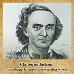 Claiborne Jackson, Confederate, Missouri, history, civil war
