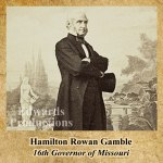 Hamilton Rowan Gamble, Governor, Missouri, history, civil war