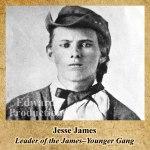 Jesse James, Missouri