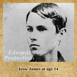 Jesse James, 14 years old