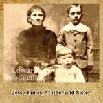 Jesse James infant, jesse james, history, missouri, baby picture