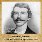 William Quantrill, Missouri, guerrilla, Bushwhacker, border war, kansas, history, civil war