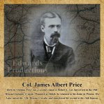 Missouri, veteran, civil war, platte county, James Albert Price