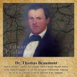 Thomas Beaumont, missouri, history, african american