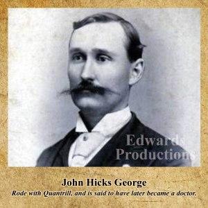 Missouri, guerrilla, Bushwhacker, border war, kansas, history, John Hicks George