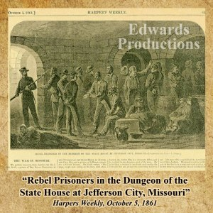 Missouri, Confederate, Rebels, Jefferson City