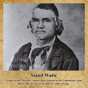 stand watie, confederate, cherokee