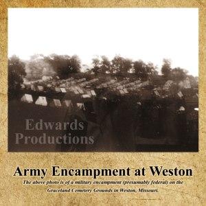 Weston, Missouri, history, civil war