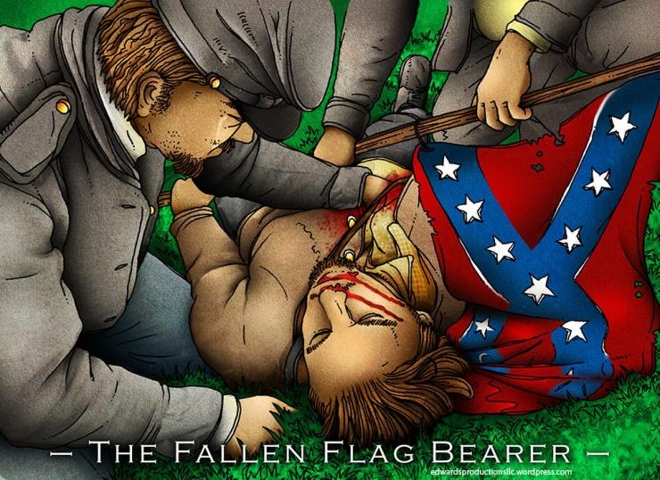 Confederate Memorial Day, Confederate Veterans, Veterans Artwork, Illustration, awesome artwork, American Veterans, United States Veterans