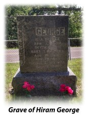 Quantrill, George Cemetery, Border War, Missouri